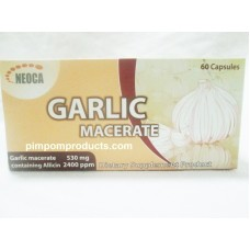 Garlic Macerate