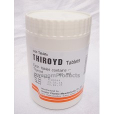 Thiroyd Dietary Supplement 1000 Tablets